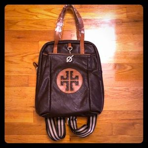 Tory burch style* small backpack
